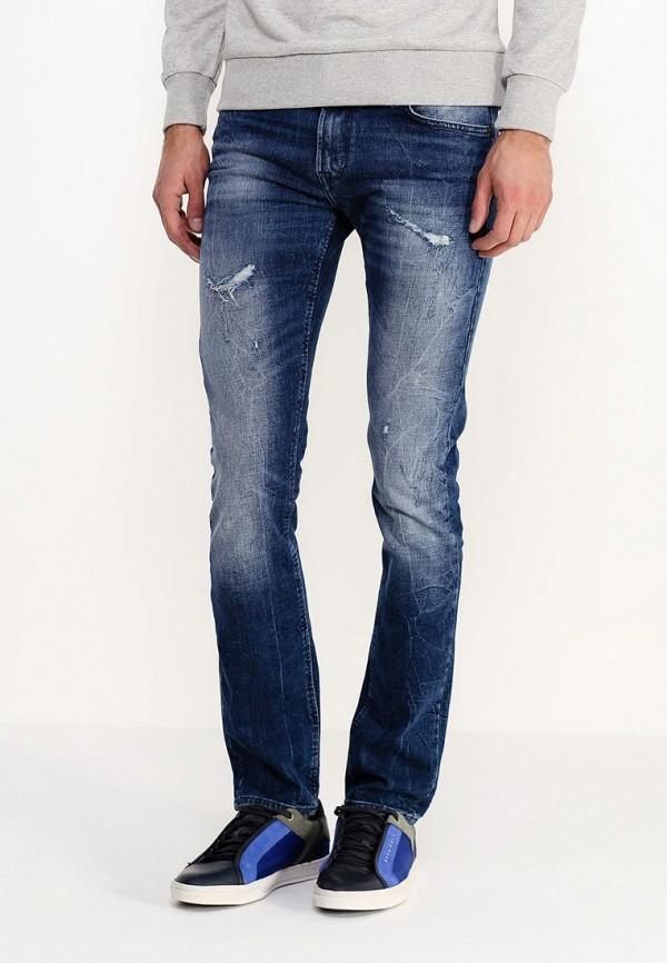 Зауженные джинсы Boss Orange 50298281: изображение 3