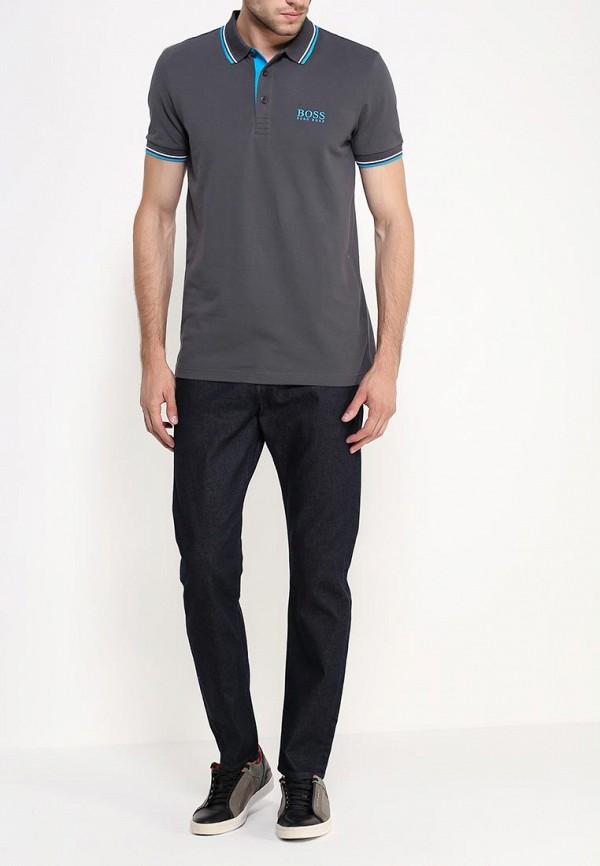 Зауженные джинсы Boss Orange 50290362: изображение 3