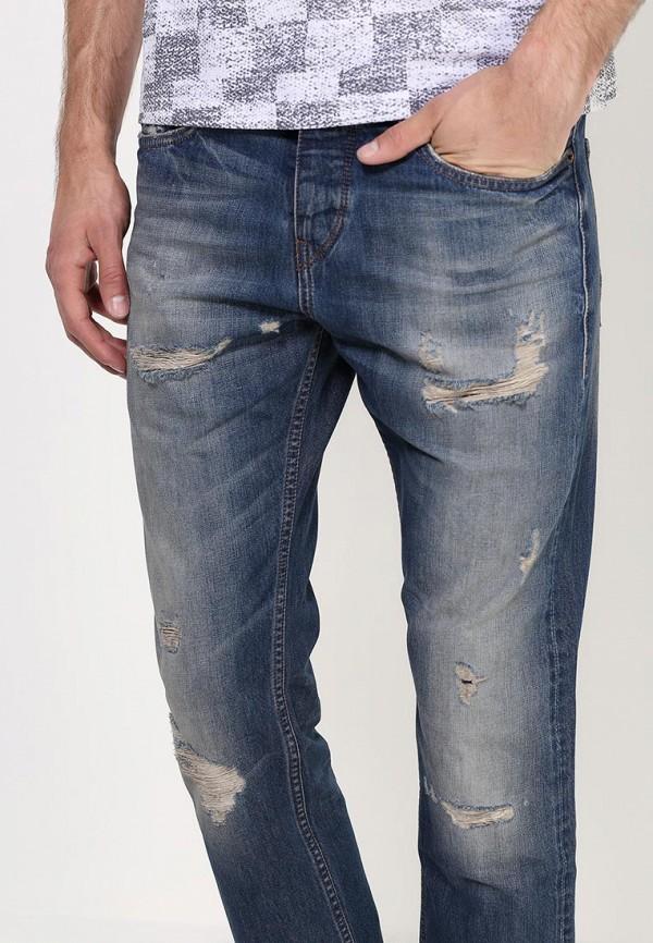 Мужские прямые джинсы Boss Orange 50290380: изображение 2