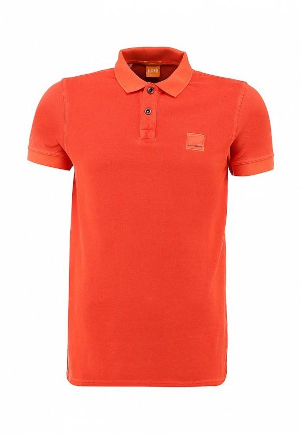 Мужские поло Boss Orange 50249531: изображение 13