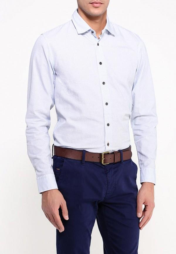 Рубашка с длинным рукавом Boss Orange 50301723: изображение 4