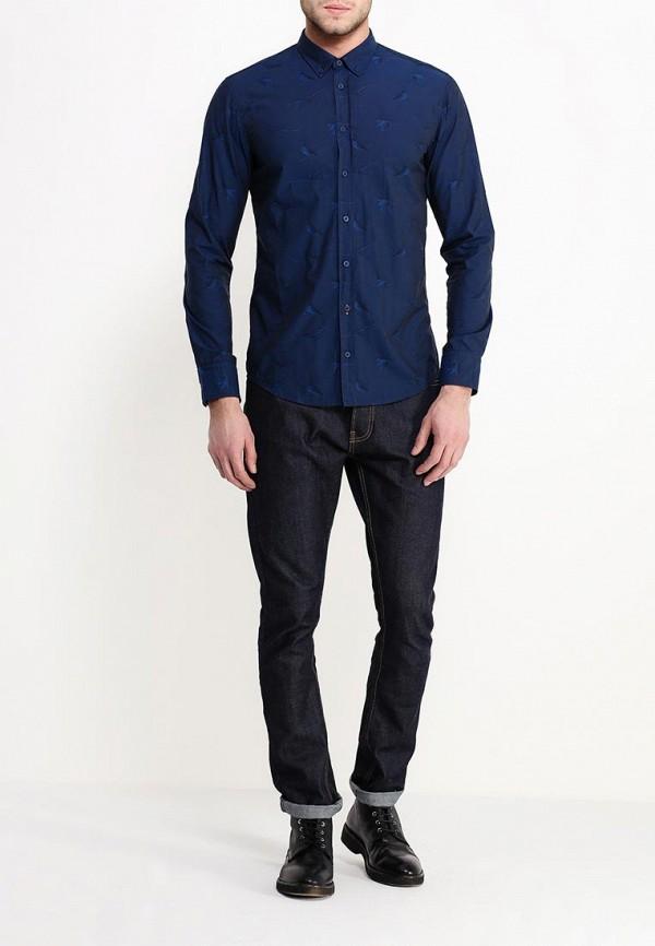 Рубашка с длинным рукавом Boss Orange 50301704: изображение 3