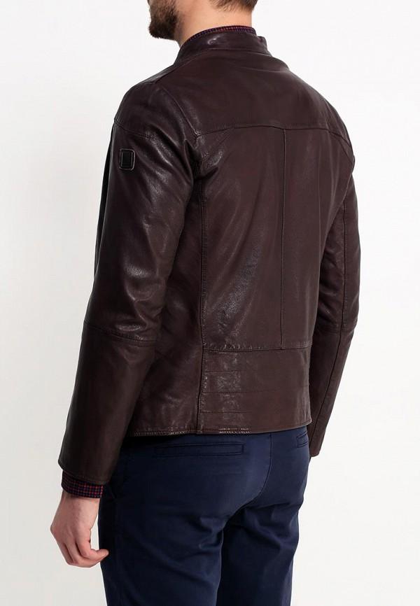 Кожаная куртка Boss Orange 50306009: изображение 5