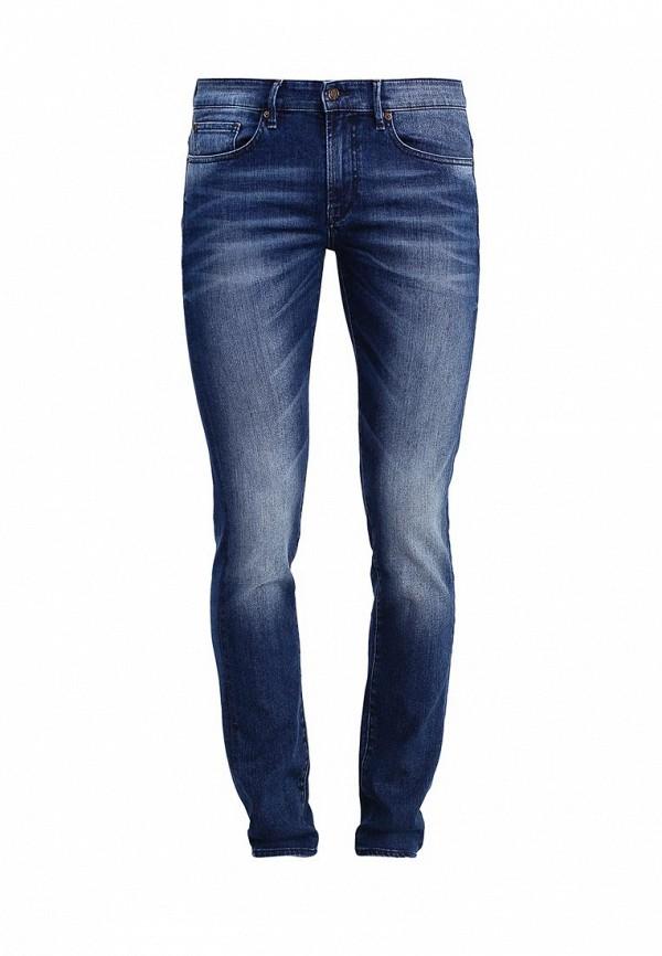 Зауженные джинсы Boss Orange 50304954: изображение 1