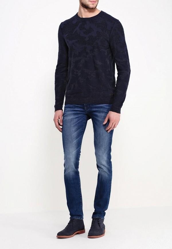 Зауженные джинсы Boss Orange 50304954: изображение 2