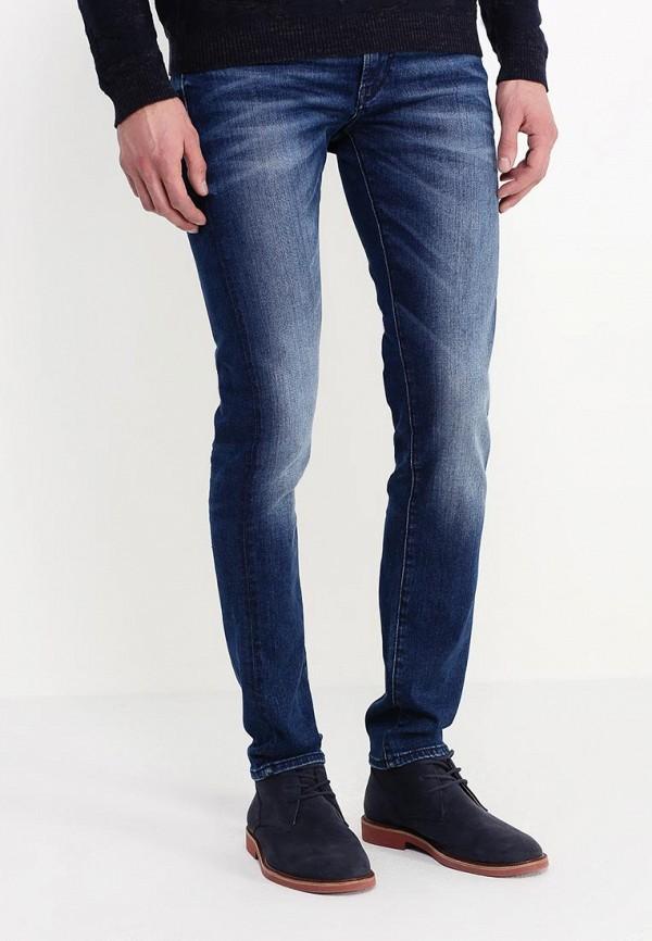 Зауженные джинсы Boss Orange 50304954: изображение 3