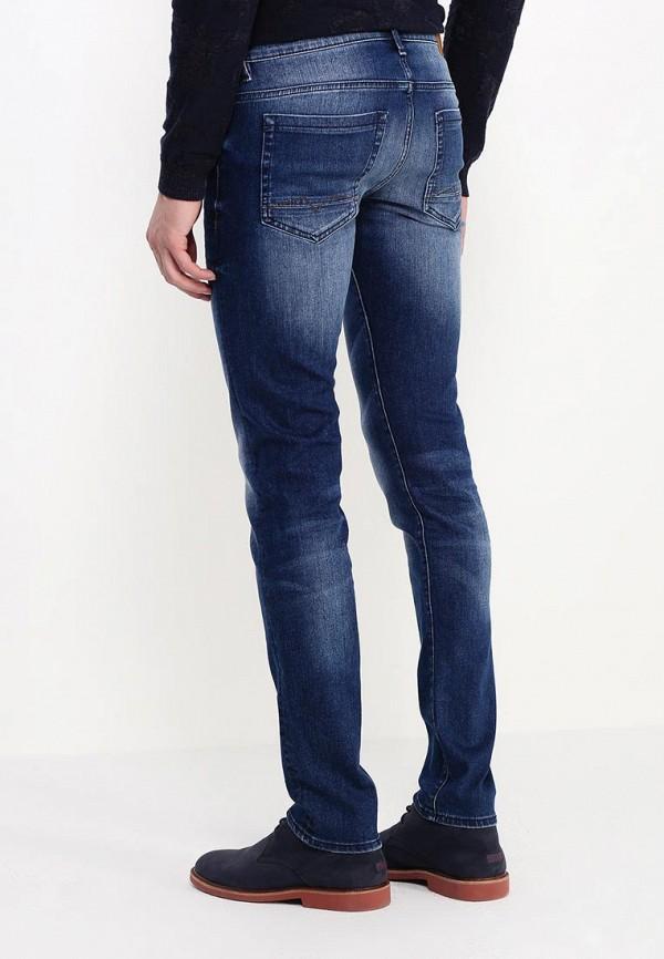 Зауженные джинсы Boss Orange 50304954: изображение 4