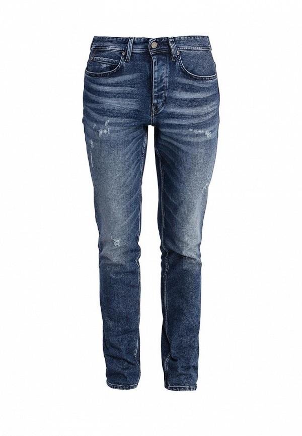 Зауженные джинсы Boss Orange 50305012: изображение 1