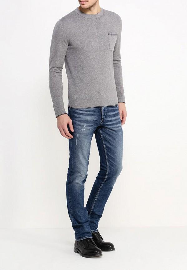 Зауженные джинсы Boss Orange 50305012: изображение 2
