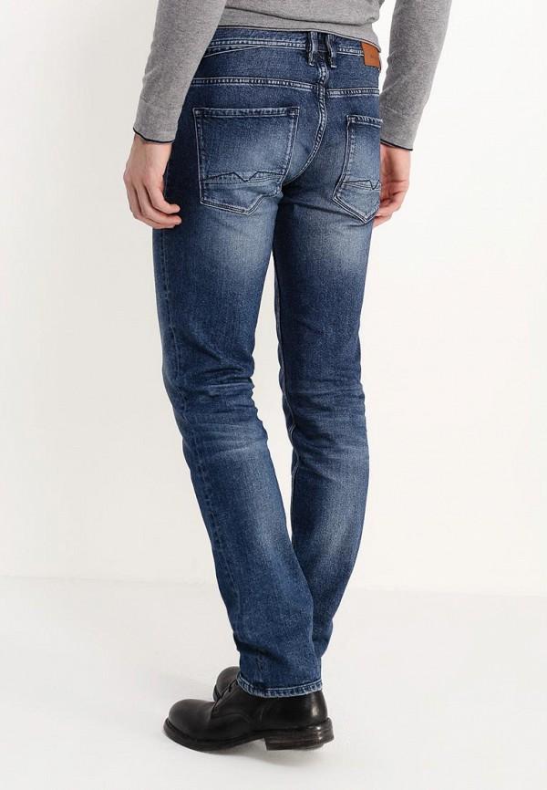 Зауженные джинсы Boss Orange 50305012: изображение 4