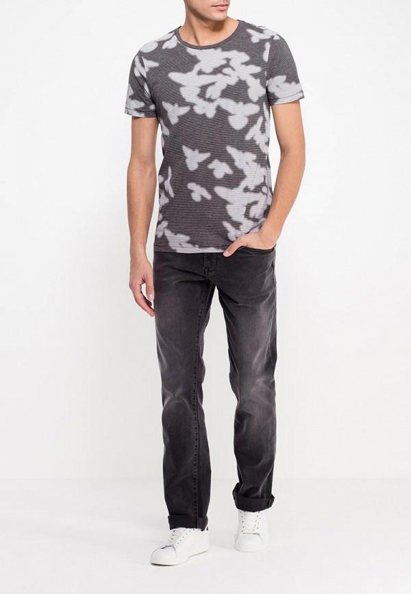 Мужские прямые джинсы Boss Orange 50304666: изображение 2