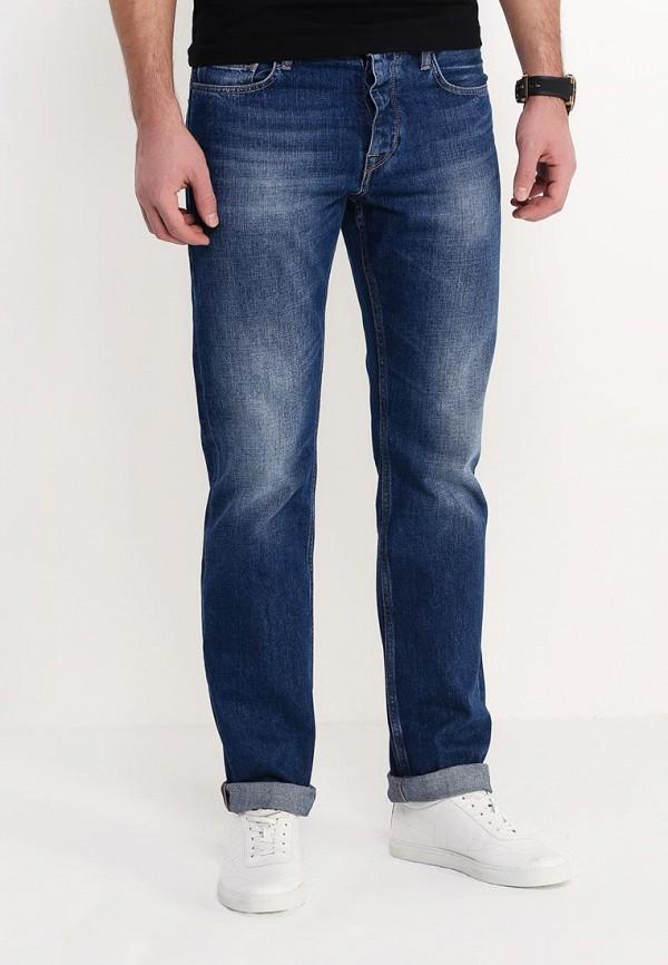 Мужские прямые джинсы Boss Orange 50302781: изображение 3