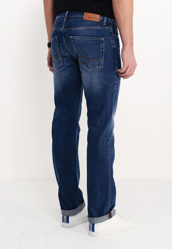Мужские прямые джинсы Boss Orange 50302781: изображение 4