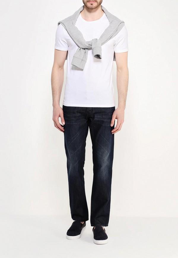Мужские прямые джинсы Boss Orange 50253915: изображение 2