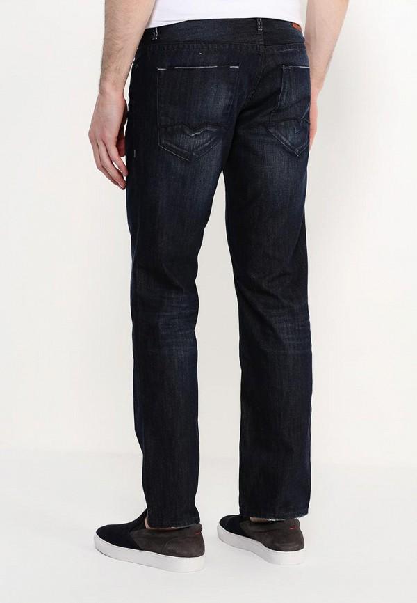 Мужские прямые джинсы Boss Orange 50253915: изображение 4