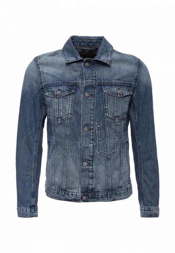 Джинсовая куртка Boss Orange 50310343: изображение 2
