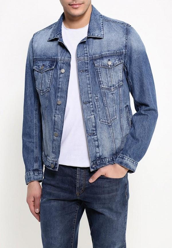 Джинсовая куртка Boss Orange 50310343: изображение 4