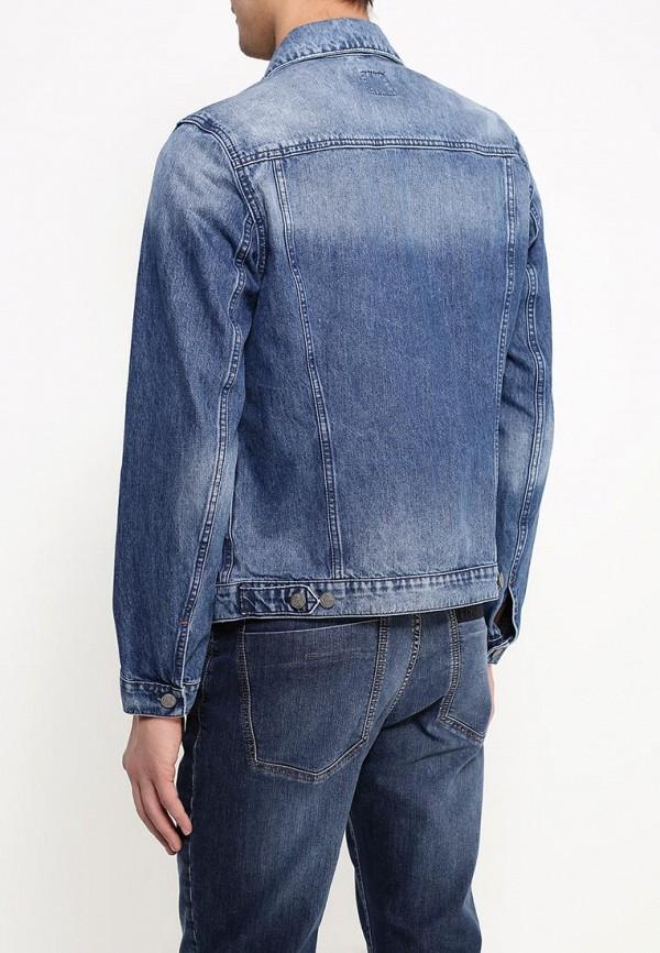 Джинсовая куртка Boss Orange 50310343: изображение 5