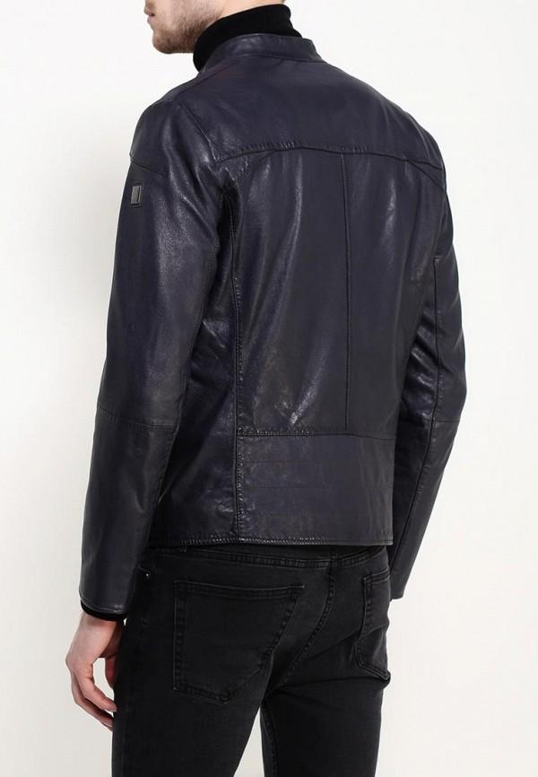 Кожаная куртка Boss Orange 50306009: изображение 4