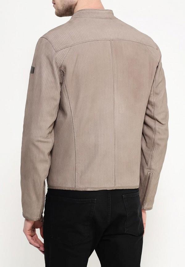 Кожаная куртка Boss Orange 50309731: изображение 5