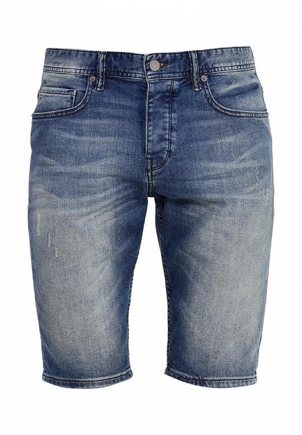 Мужские джинсовые шорты Boss Orange 50309919: изображение 1
