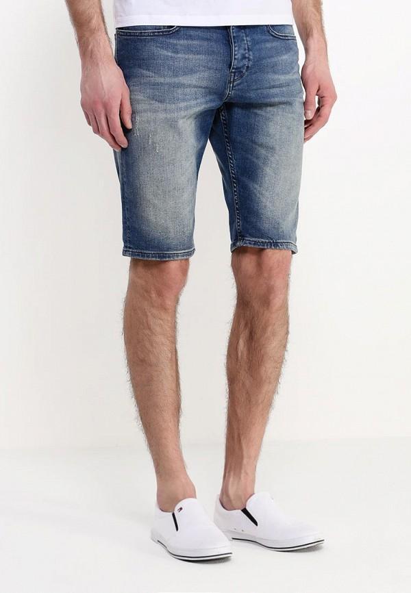 Мужские джинсовые шорты Boss Orange 50309919: изображение 3