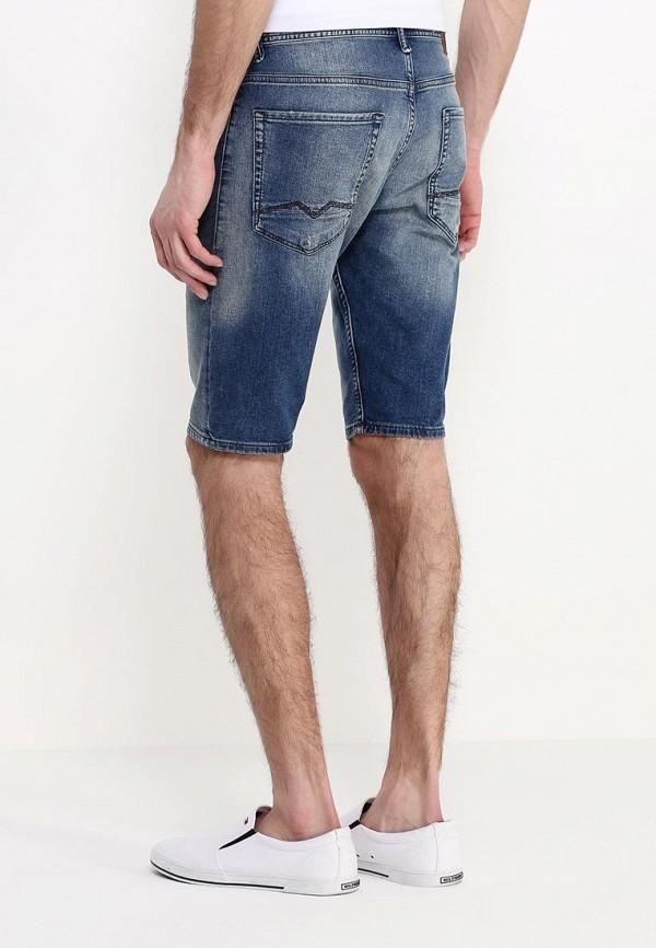 Мужские джинсовые шорты Boss Orange 50309919: изображение 4