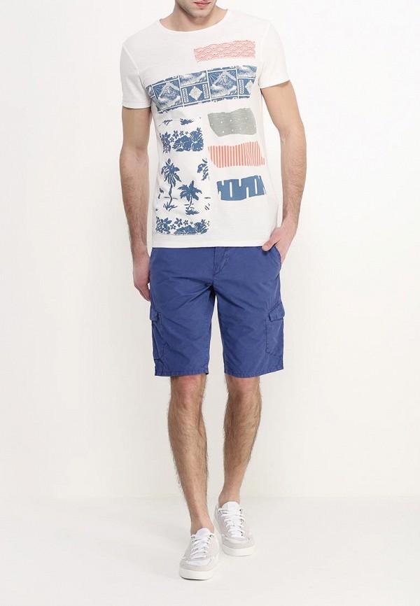 Мужские повседневные шорты Boss Orange 50307772: изображение 2