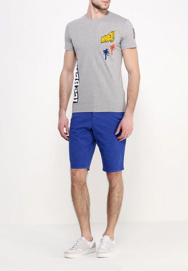 Мужские повседневные шорты Boss Orange 50307773: изображение 6