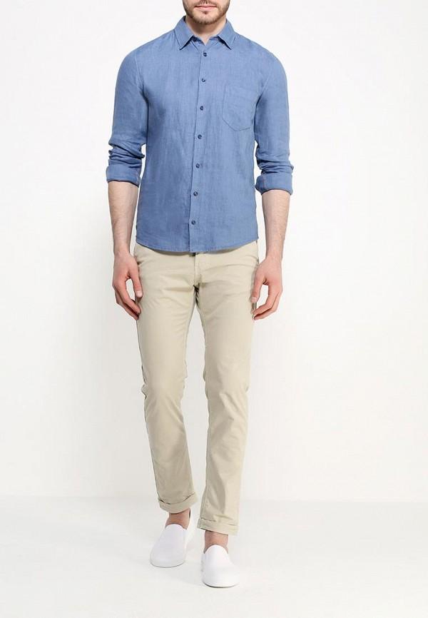 Рубашка с длинным рукавом Boss Orange 50308166: изображение 3