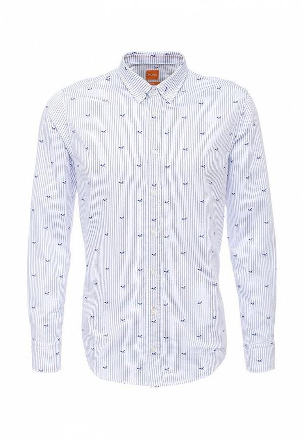 Рубашка с длинным рукавом Boss Orange 50308140: изображение 1