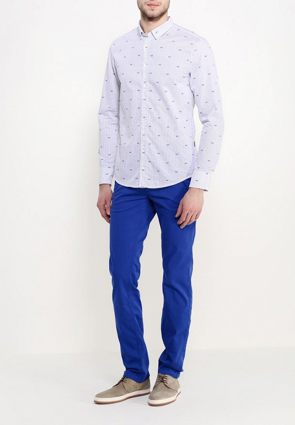 Рубашка с длинным рукавом Boss Orange 50308140: изображение 2