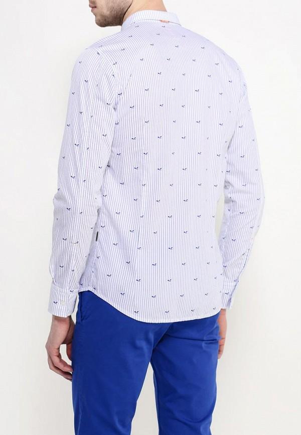 Рубашка с длинным рукавом Boss Orange 50308140: изображение 4