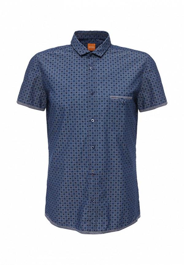 Рубашка с коротким рукавом Boss Orange 50308187: изображение 1