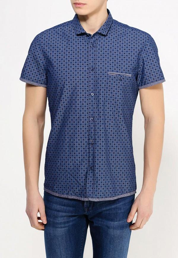 Рубашка с коротким рукавом Boss Orange 50308187: изображение 3