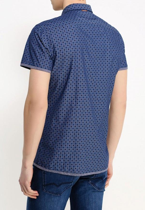 Рубашка с коротким рукавом Boss Orange 50308187: изображение 4