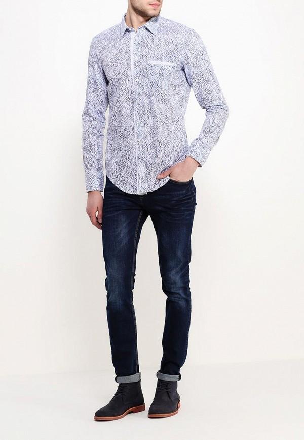 Рубашка с длинным рукавом Boss Orange 50308142: изображение 3