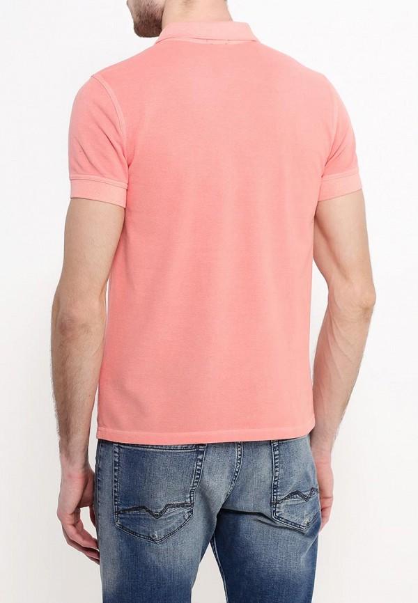 Мужские поло Boss Orange 50249531: изображение 5