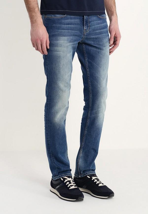 Зауженные джинсы Boss Orange 50302779: изображение 3