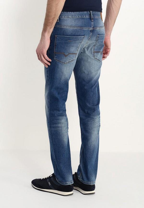 Зауженные джинсы Boss Orange 50302779: изображение 4