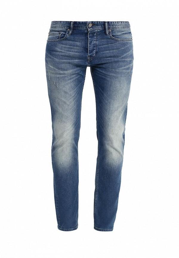 Мужские прямые джинсы Boss Orange 50309908: изображение 1