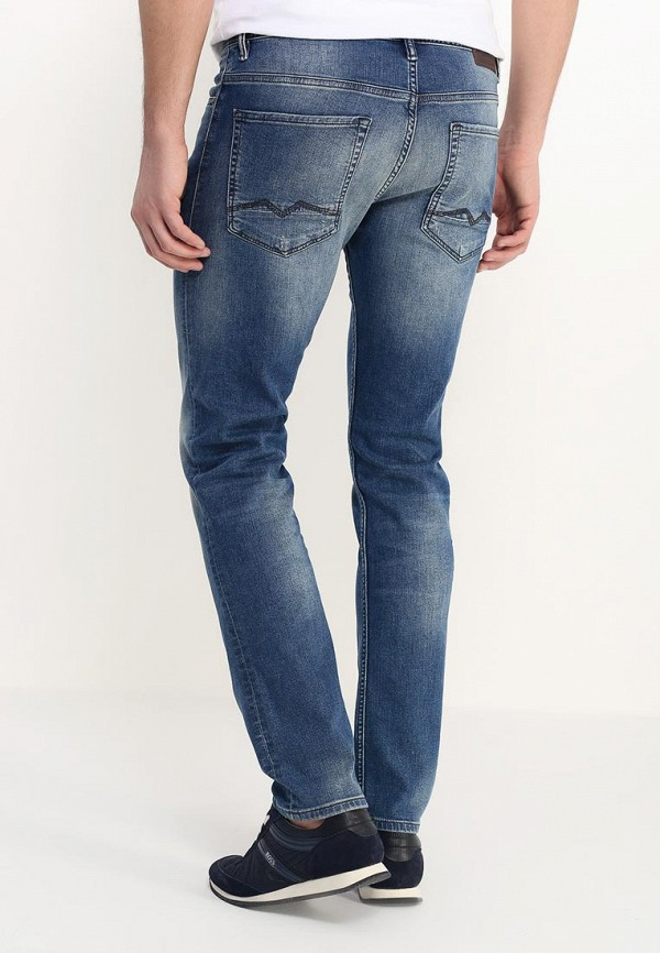 Мужские прямые джинсы Boss Orange 50309908: изображение 4