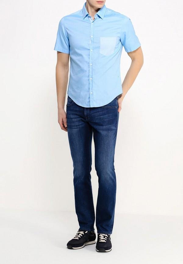 Мужские прямые джинсы Boss Orange 50310221: изображение 2