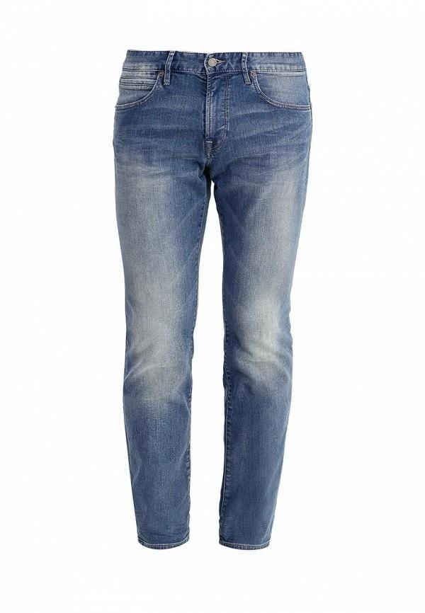 Мужские прямые джинсы Boss Orange 50310191: изображение 1