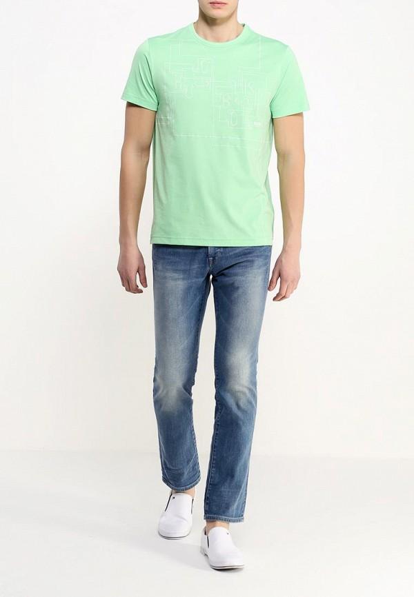 Мужские прямые джинсы Boss Orange 50310191: изображение 2