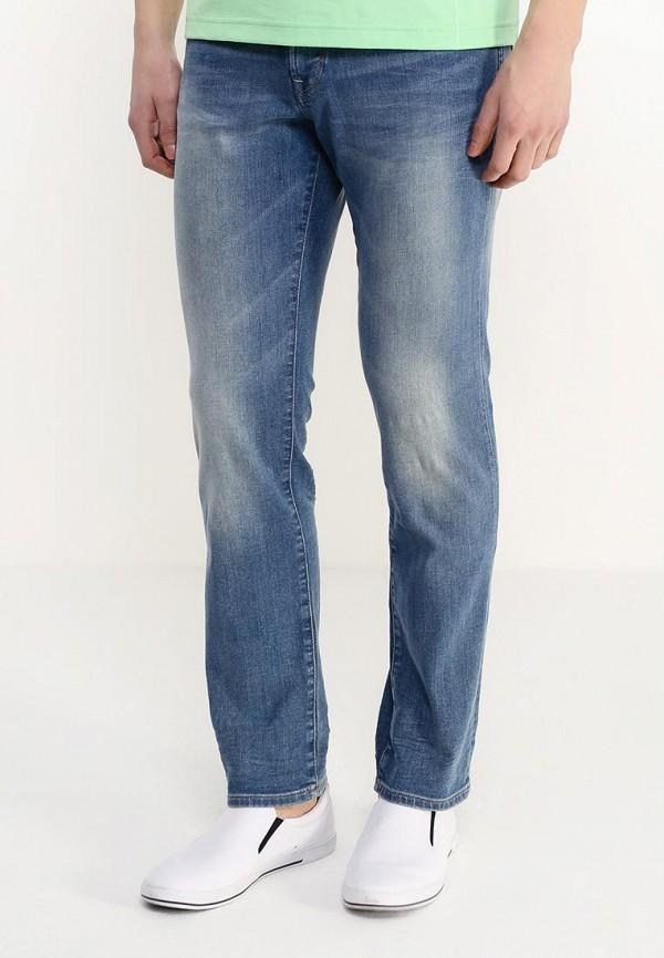 Мужские прямые джинсы Boss Orange 50310191: изображение 3