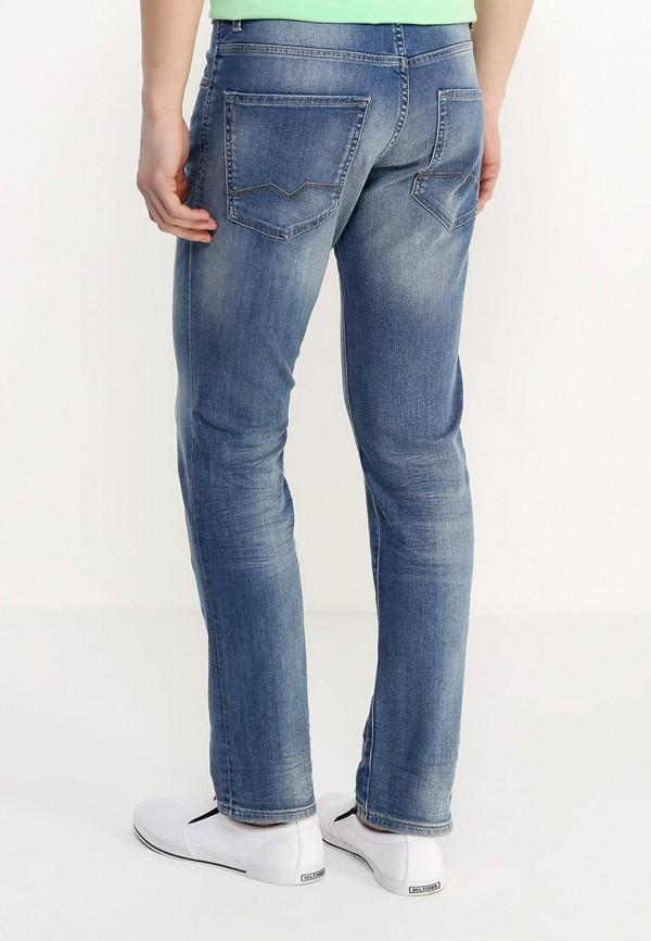 Мужские прямые джинсы Boss Orange 50310191: изображение 4