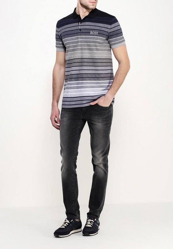 Зауженные джинсы Boss Orange 50310043: изображение 2