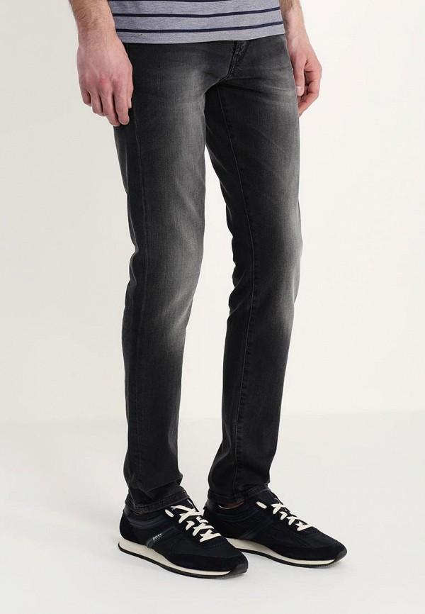 Зауженные джинсы Boss Orange 50310043: изображение 3