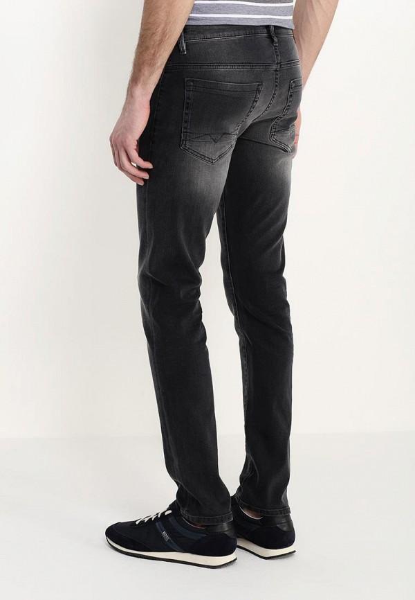 Зауженные джинсы Boss Orange 50310043: изображение 4
